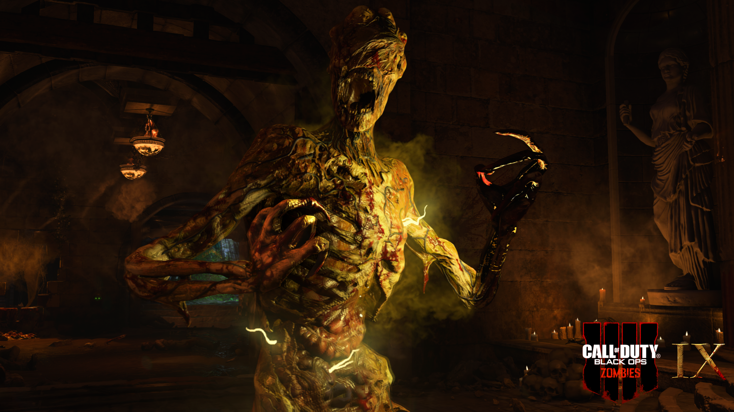 Call of Duty: Black Ops 4' Blackout Zombies, Map & Player Count Revealed.