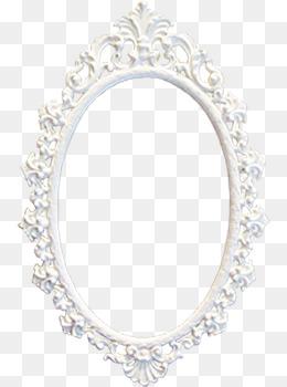 Oval Frame PNG Images.
