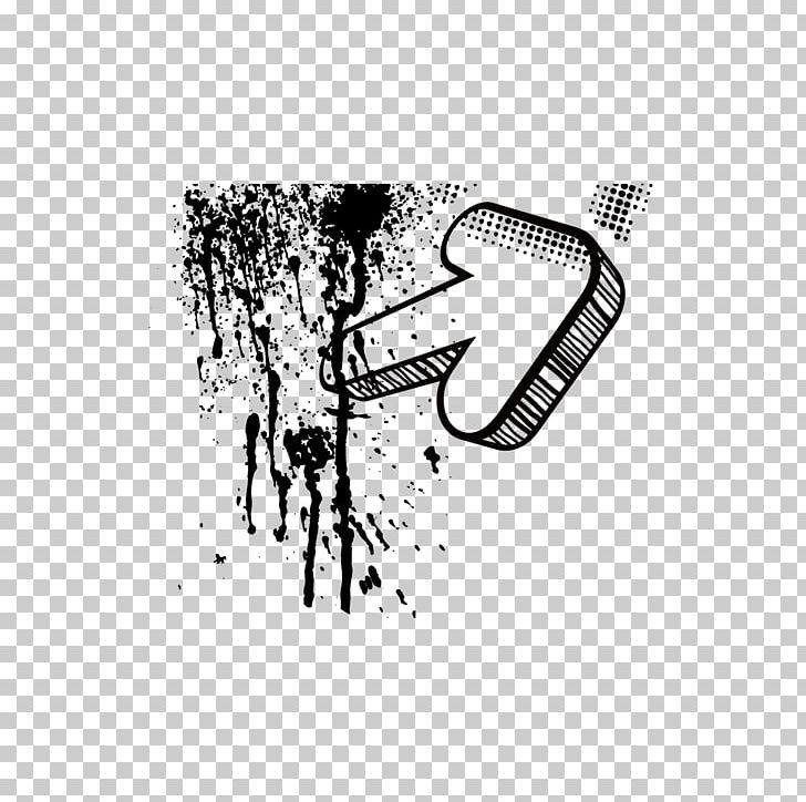 Paintbrush Ink PNG, Clipart, 3d Arrows, Arrows, Arrow Vector.