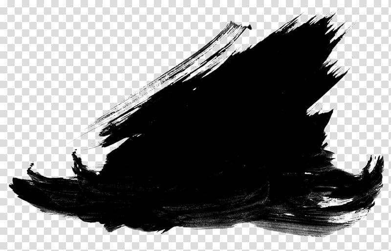 Brushset paint strokes HIGH RES, black paint stroke.