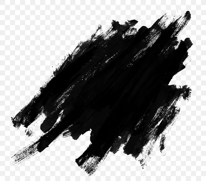 Black Paint Painting Drawing, PNG, 781x720px, Paint.
