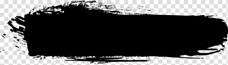 Brush, stroke line transparent background PNG clipart.