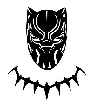 Black panther clipart 4 » Clipart Station.