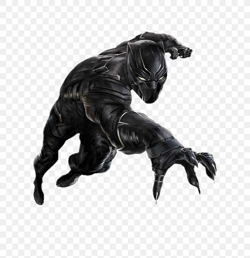 Black Panther Captain America Wakanda Marvel Comics, PNG.