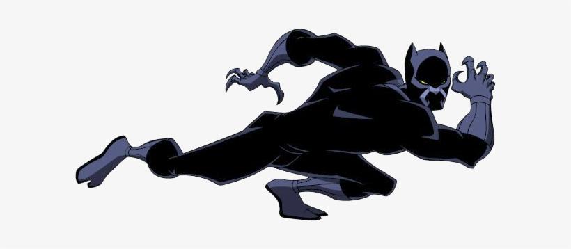 Marvel Black Panther Clipart.