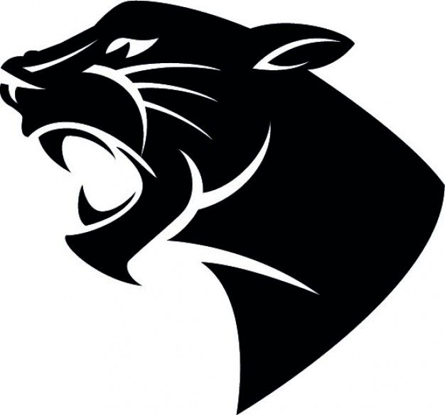 Panther Head Clip Art Clipart.