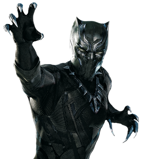Download Free png Black Panther Clipart.