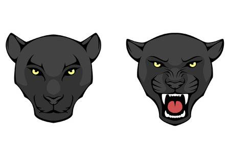 4,765 Black Panther Stock Vector Illustration And Royalty Free Black.