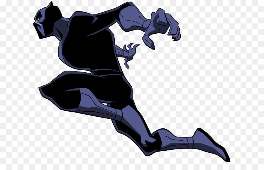 Black Panther Wakanda T Chaka Marvel Comics Clip Art Cheap New 11.
