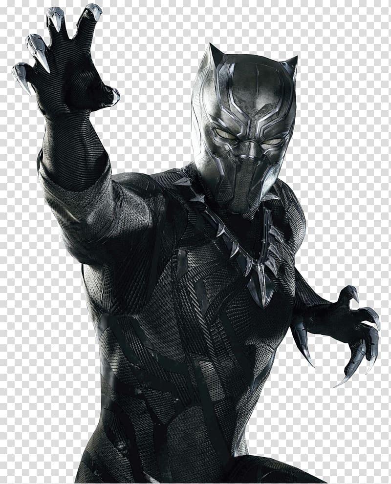 Black Panther, Black Panther Marvel Cinematic Universe Superhero.