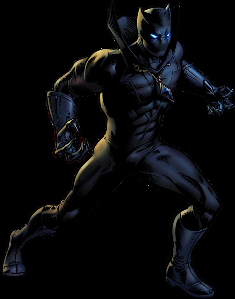 Black #Panther #Clip #Art. (THE * 5 * STÅR * ÅWARD * OF: * AW YEAH.