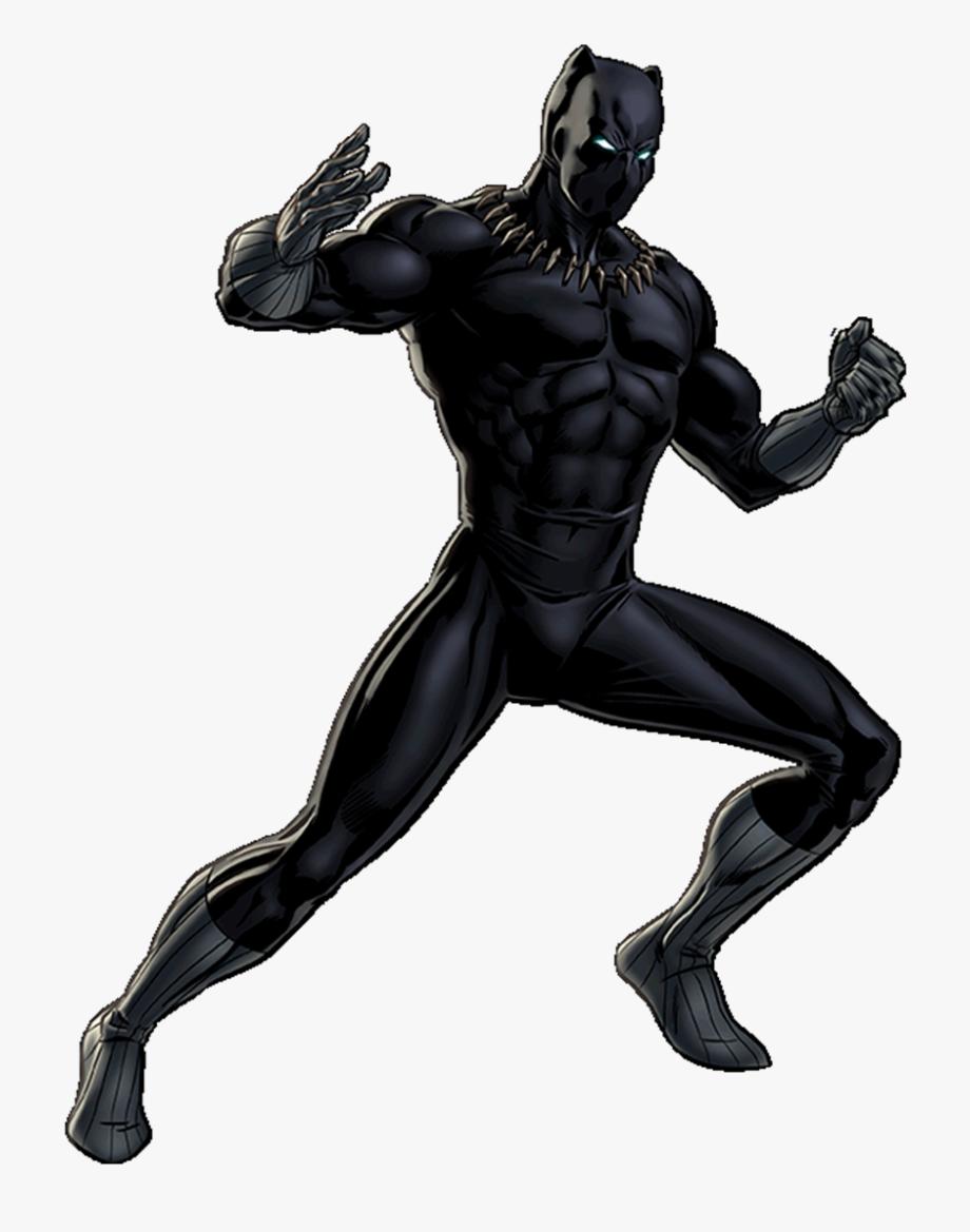 Alliance Panther America Daredevil Black Marvel.