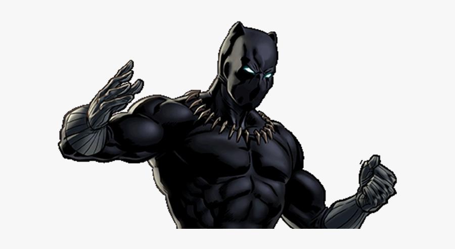 Black Panther Png Transparent Images.