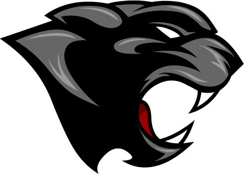 black panther head clipart clipground