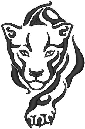 17 Best images about panther clip art on Pinterest.
