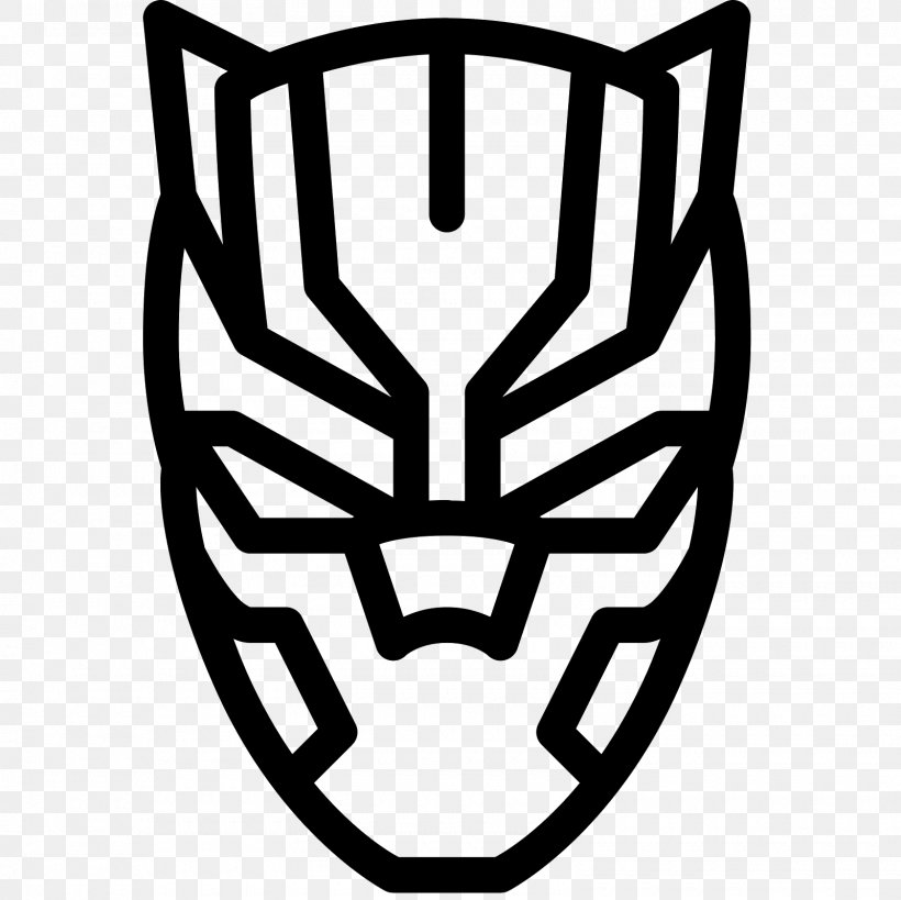Vector Graphics Black Panther Image Clip Art, PNG.