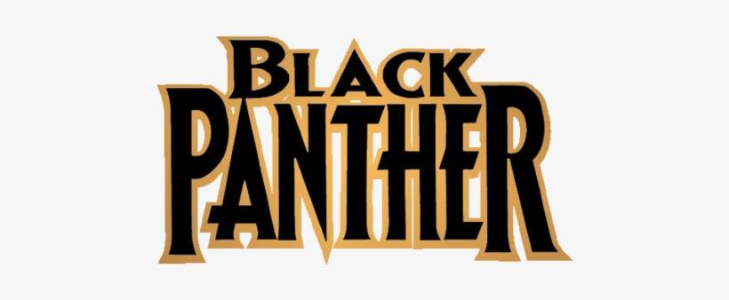 Marvel Black Panther Logo Png Picture Transparent.