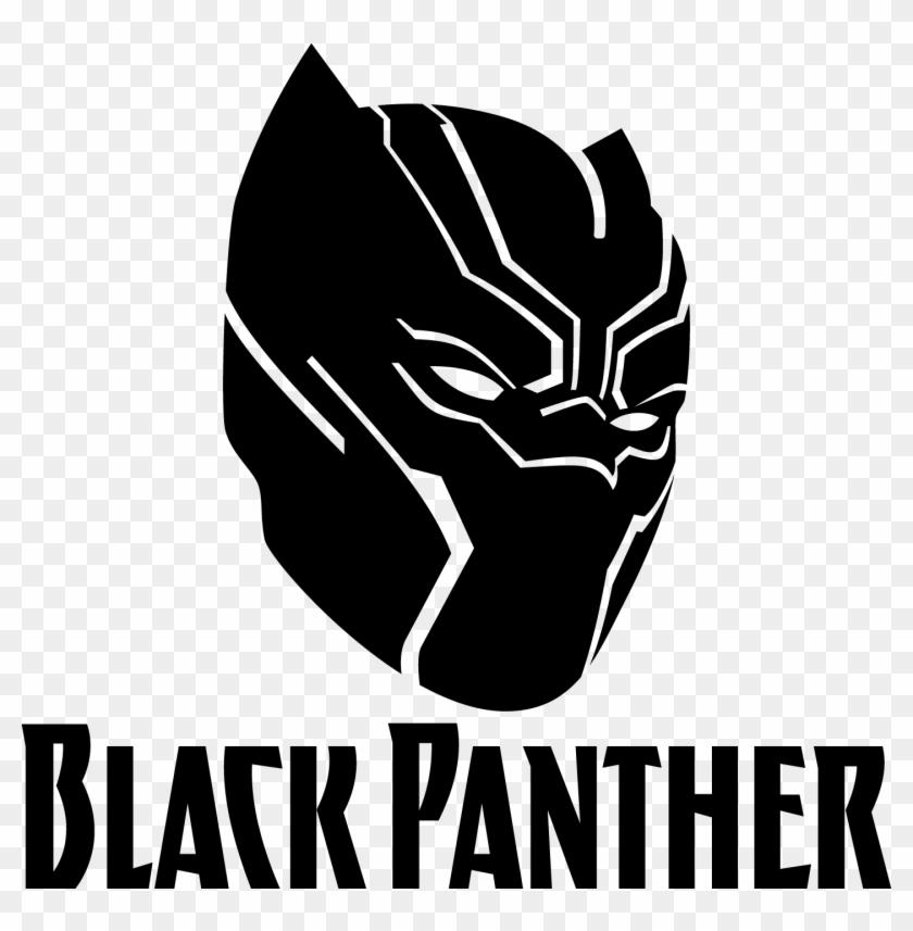 Black Panther Panther Logo, Black Panther Party, Vinyl.