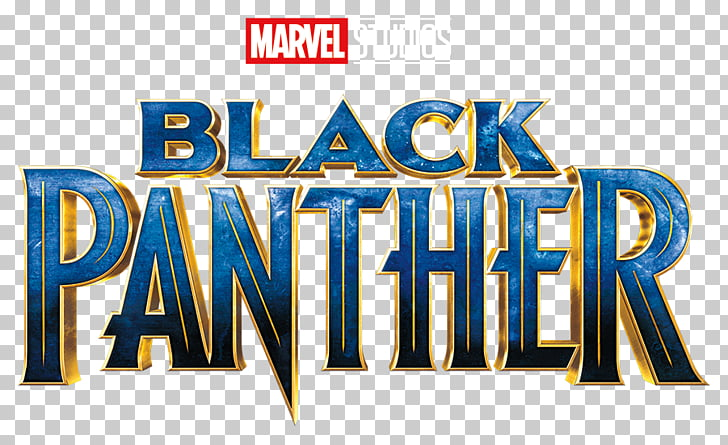Black Panther: The Official Movie Special Logo Film.