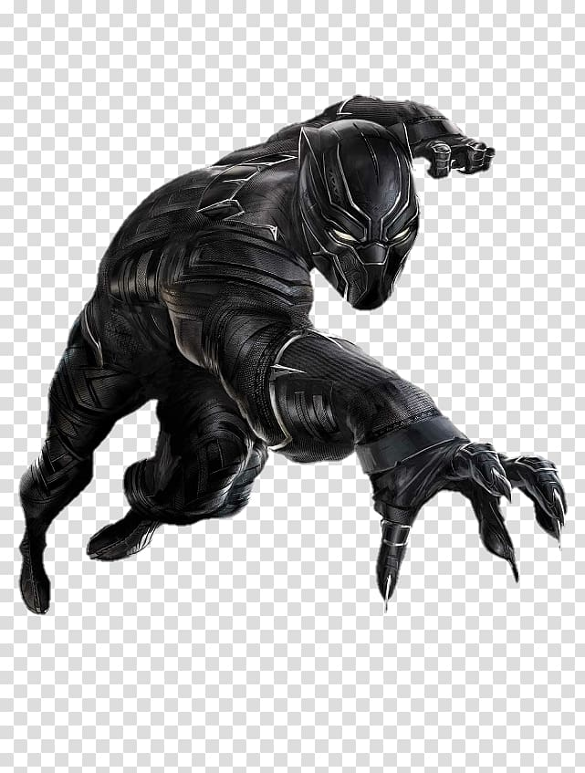 Black Panther Marvel Cinematic Universe Wakanda Marvel Comics Film.