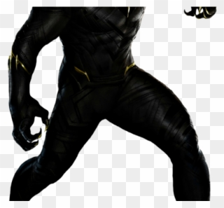 Hero Clipart Black Panther.
