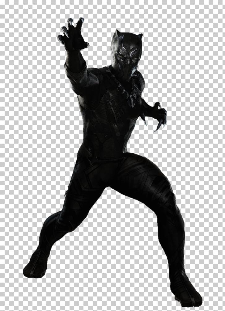 Black Panther Superhero movie Film , black panther PNG clipart.