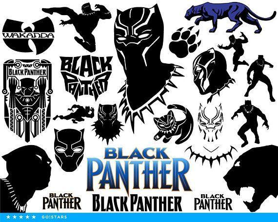Black panther superhero clipart 4 » Clipart Portal.