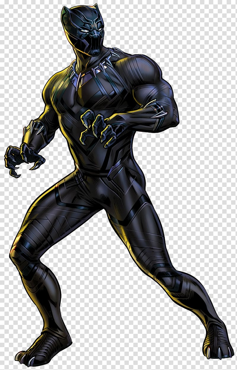 black panther superhero clipart 20 free Cliparts ...