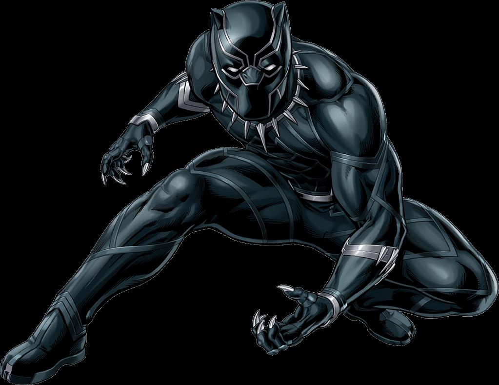 Black Panther YouTube Wakanda Marvel Cinematic Universe Superhero.