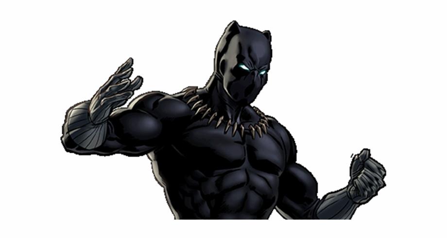 Marvel Black Panther Png Free PNG Images & Clipart Download #420614.