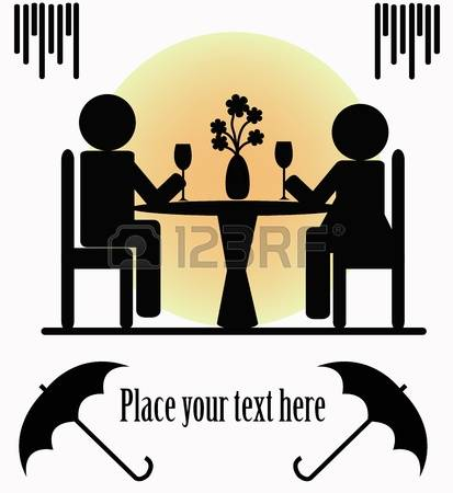 31,857 People Eating Restaurant Stock Vector Illustration And.