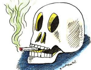 Menthol cigarettes: Stub out these seductive smokes.