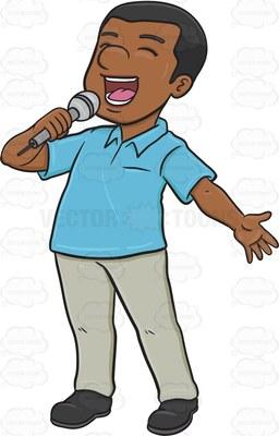 Watch more like Black People Singing Clip Art.
