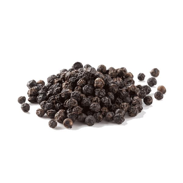 Black Pepper Free PNG Image.