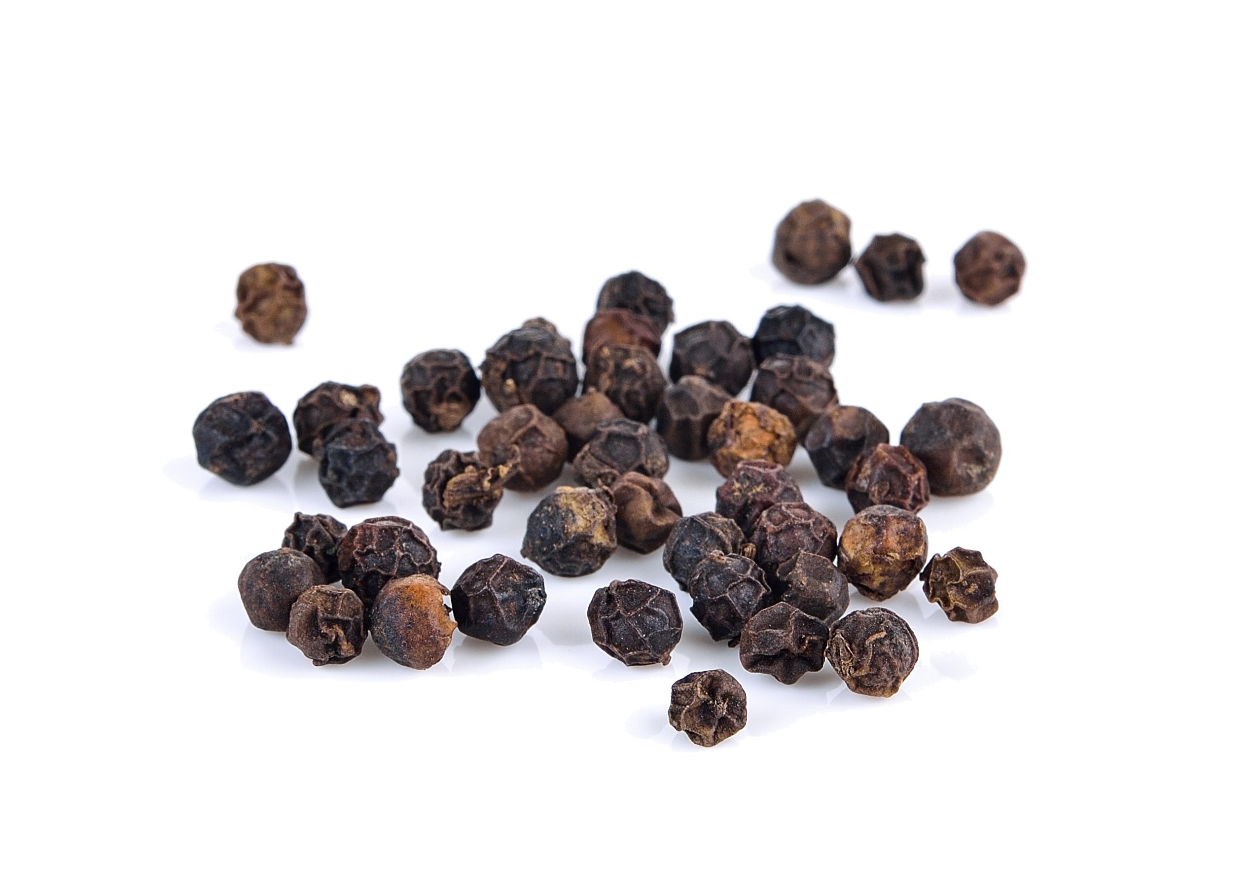 Black Pepper High Quality PNG.