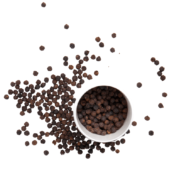Black pepper PNG images free download.