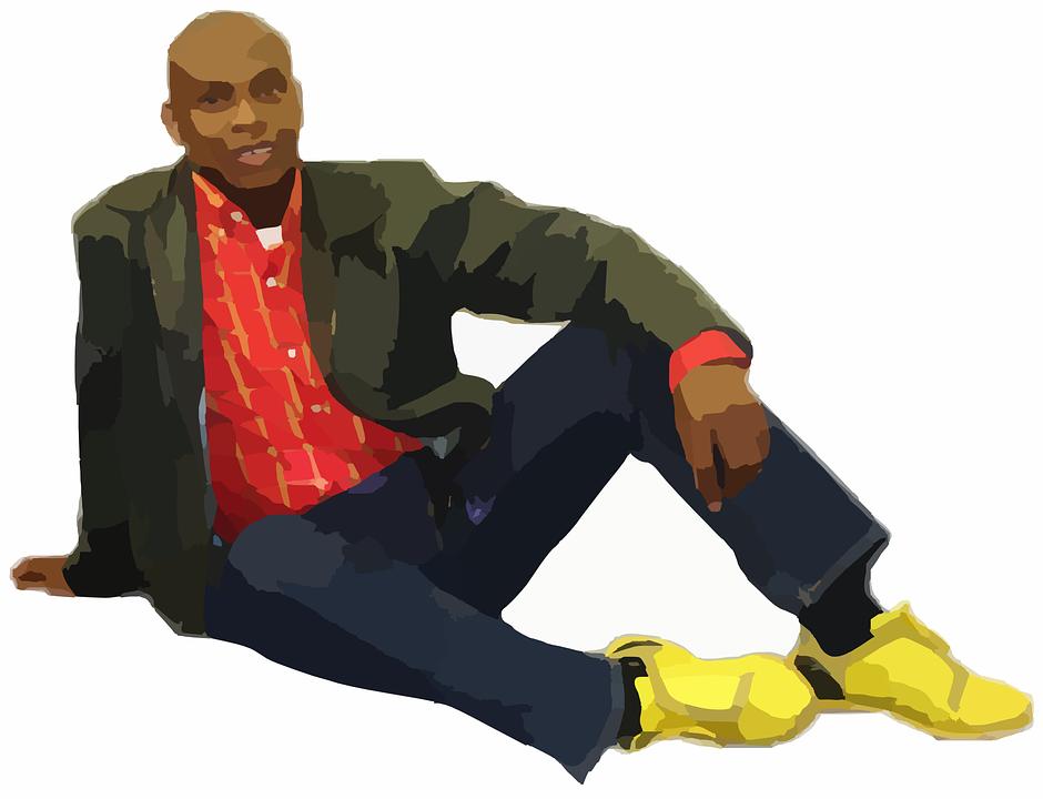 Man Afro.