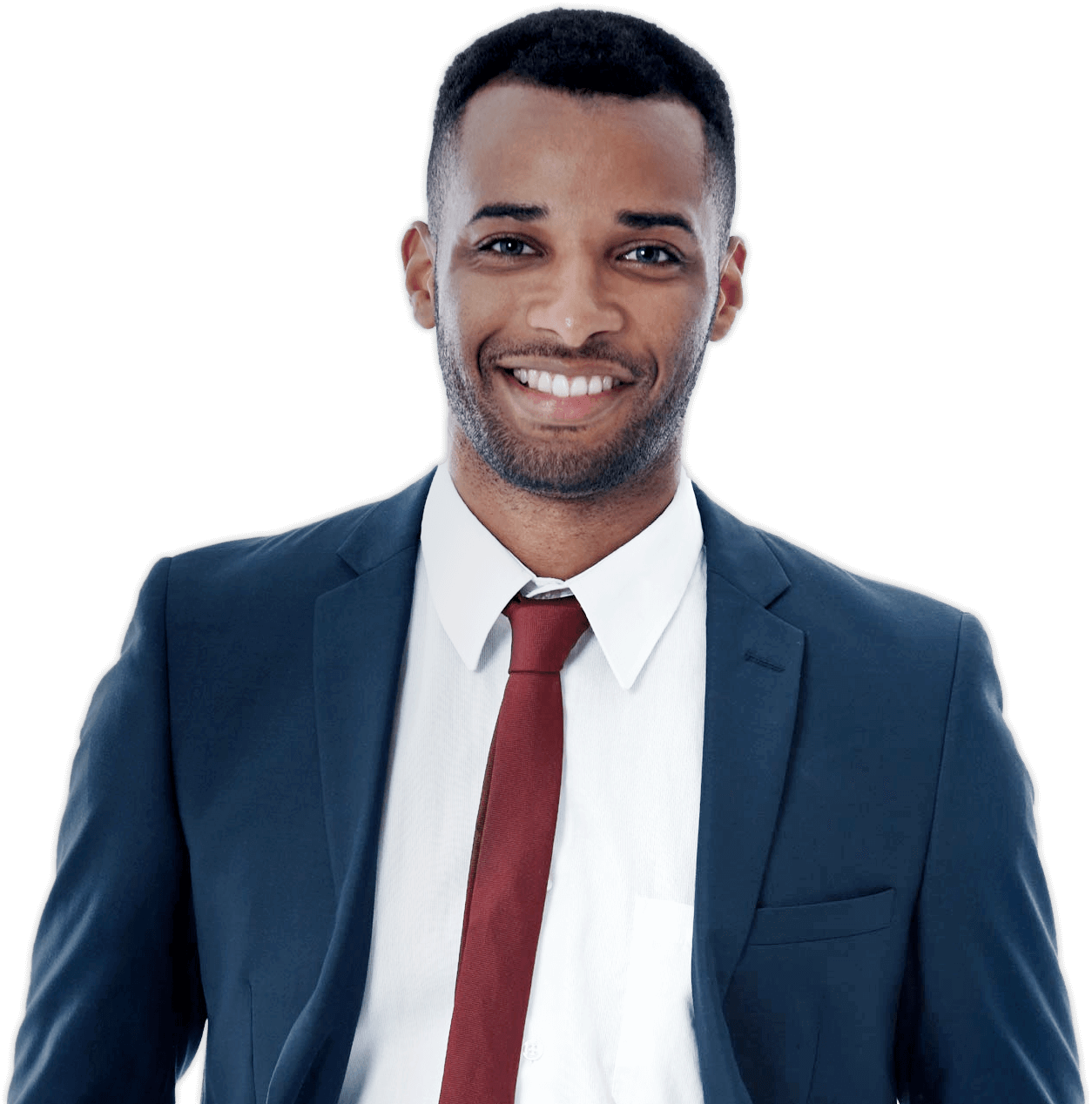HD Black Person Png.