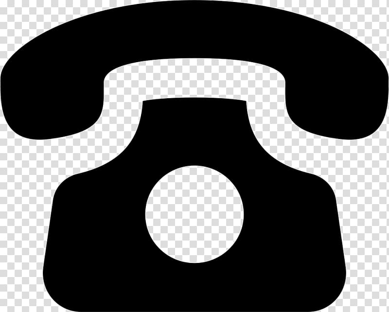 Black telephone , Telephone Computer Icons Mobile Phones The.