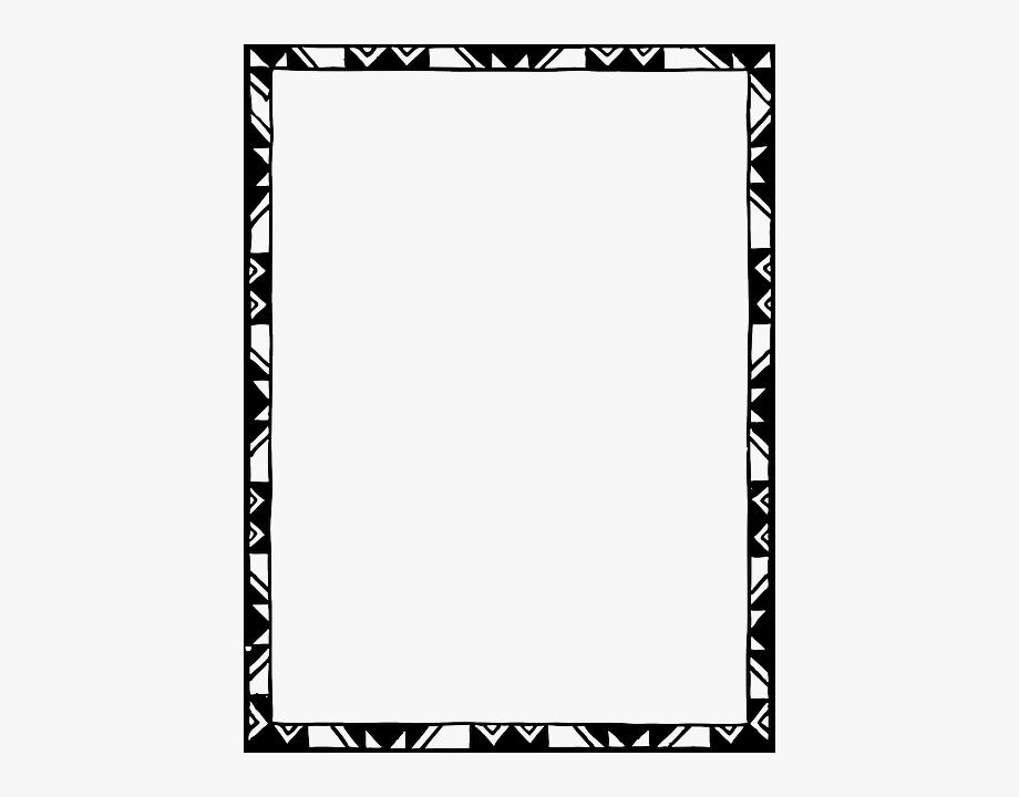 Frames Design Black Clipart Best Borders And.