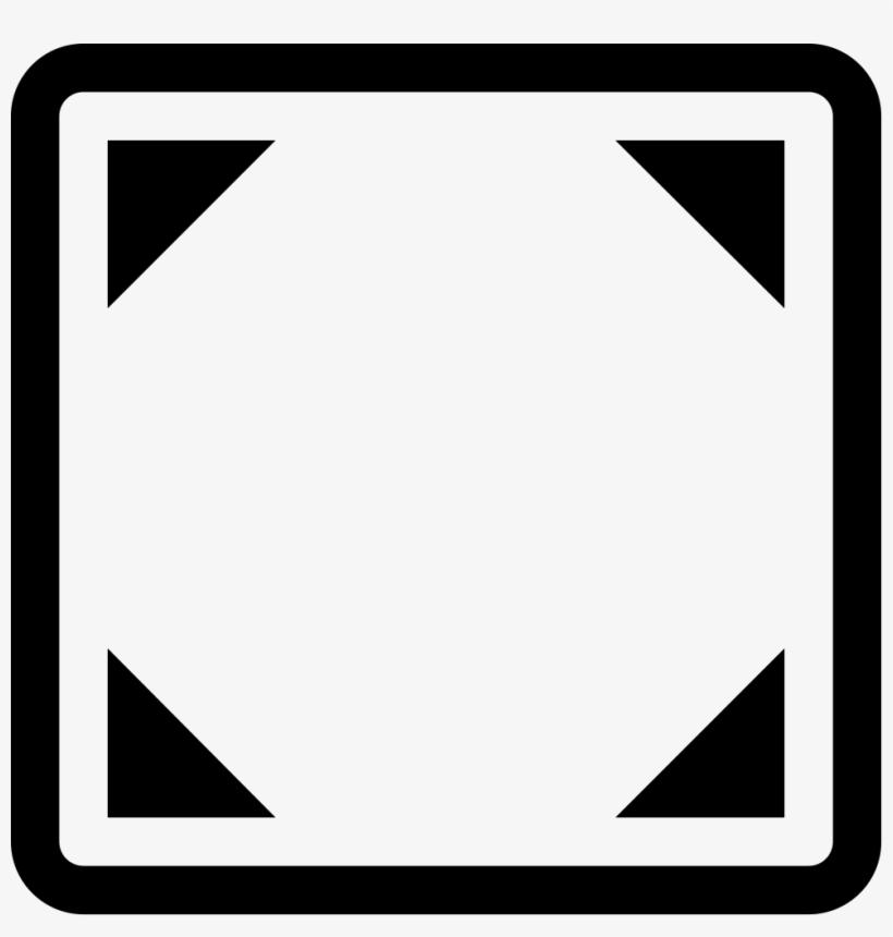 Square Black Frame Png.