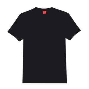 Plain T Shirt Front And Back Png.