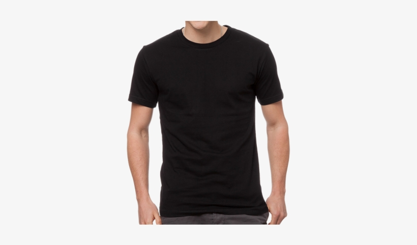 Plain Black T Shirt Png Plain T Shirts Black 2 Clip.