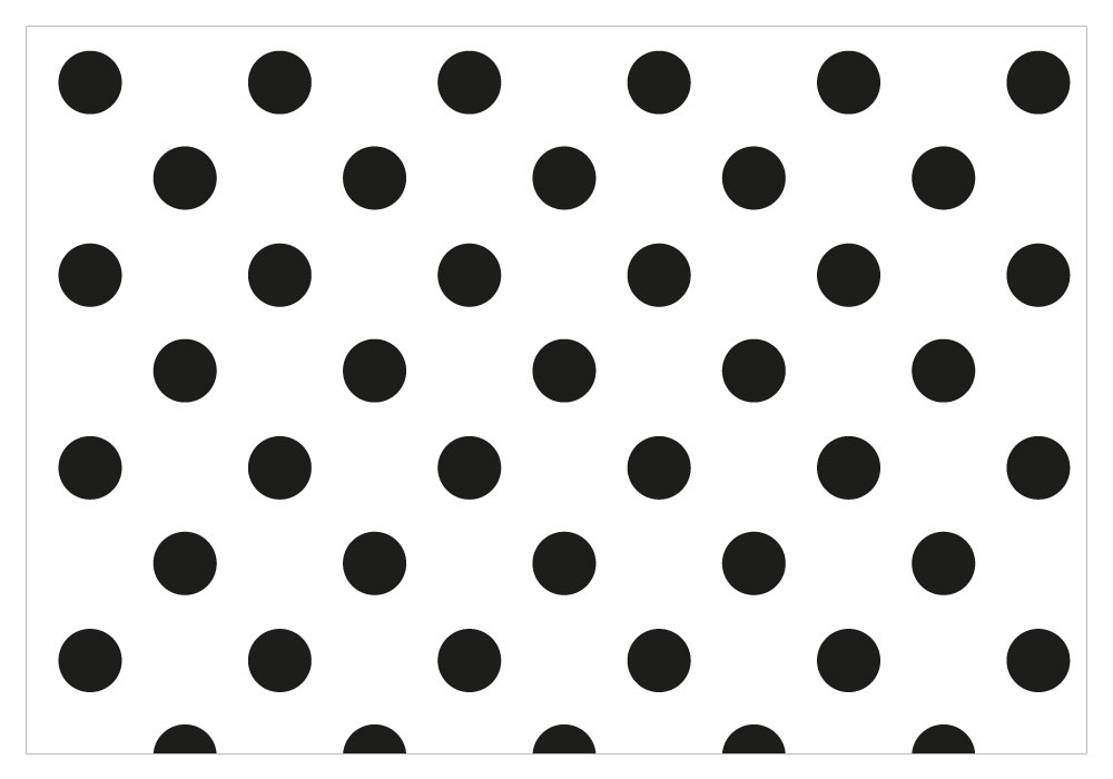 Free Black And White Polka Dots Background, Download Free.