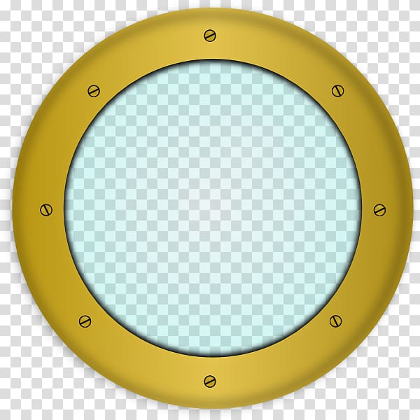 Porthole Boat , spaceship transparent background PNG clipart.