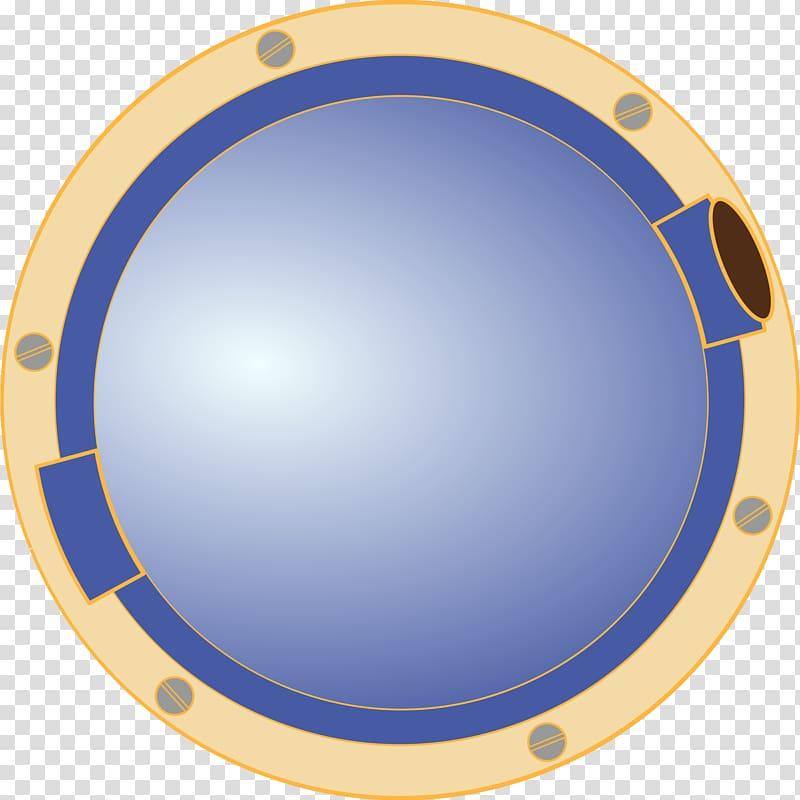 Window Porthole Ship , hole transparent background PNG.