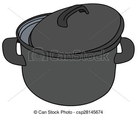 Black pot Clip Art Vector Graphics. 8,856 Black pot EPS clipart.