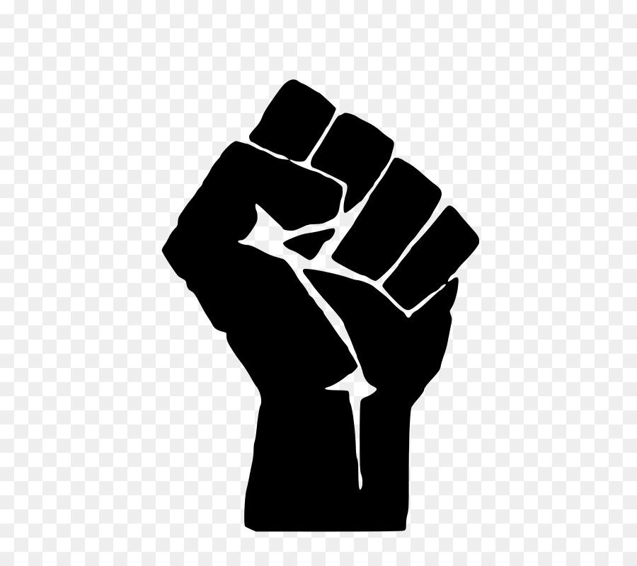 Black Power Fist Png & Free Black Power Fist.png Transparent.