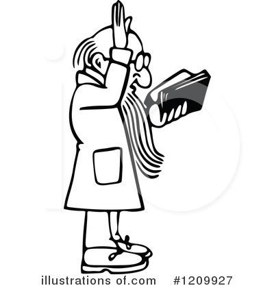 Preacher Clipart #1209927.