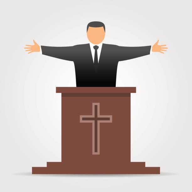 Best Preacher Illustrations, Royalty.